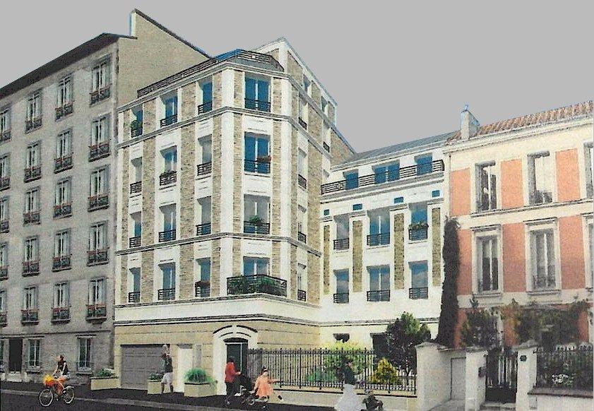 Recours déposé contre le Projet Provini 17 rue Saint-Georges 94700 Maisons-Alfort