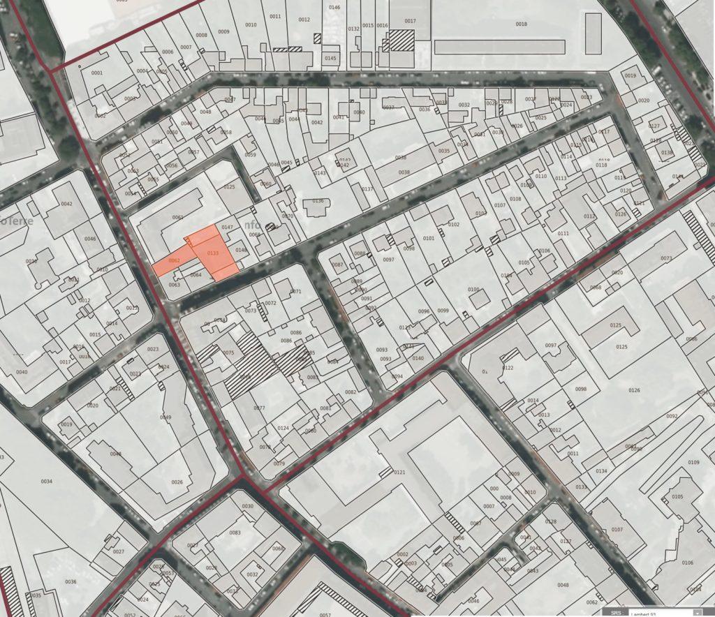 BRGM 94700 Maisons-Alfort rue Saint-Georges